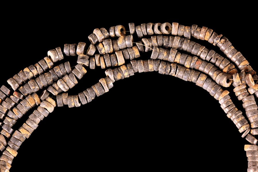 Neolithic talc necklace - PRE.2009.0.237.1.IMG 1832