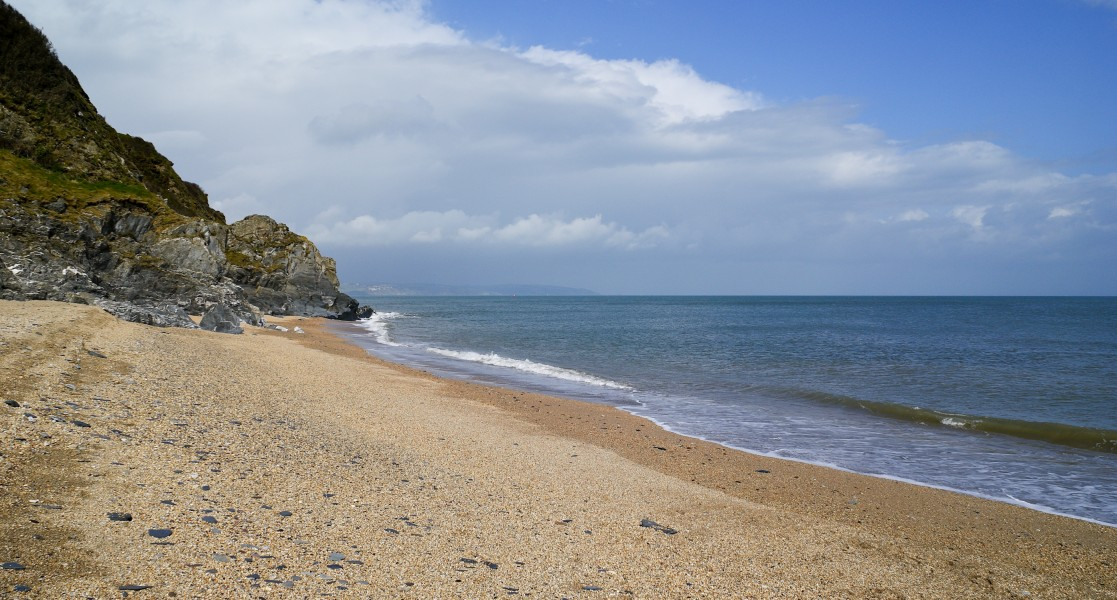 North over Start Bay from Beesands