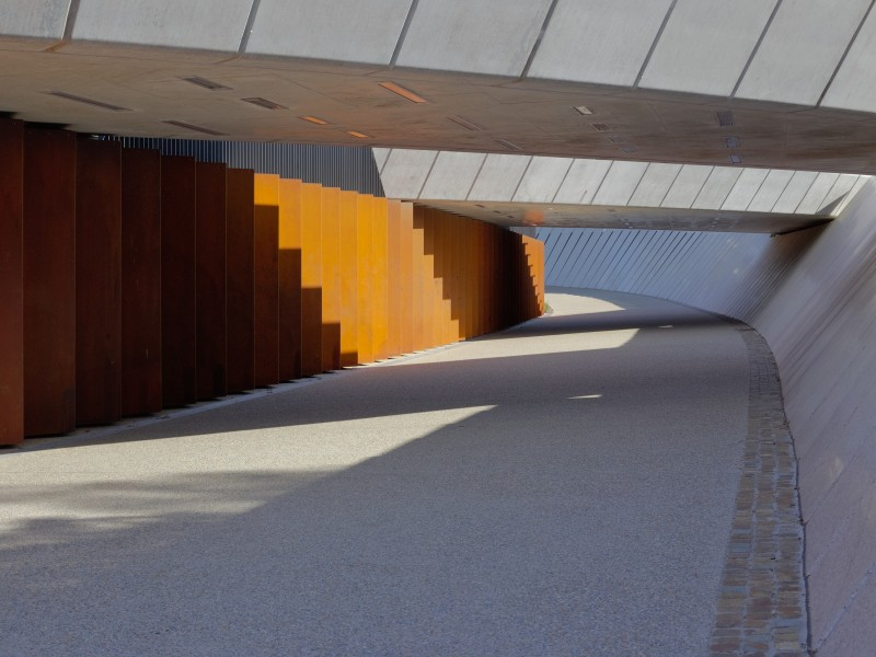 Overpass at Bowen Place, Canberra ACT