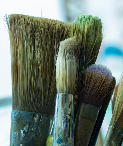 Paint brushes (30804)