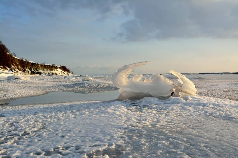 Paldiski bay ice formation2