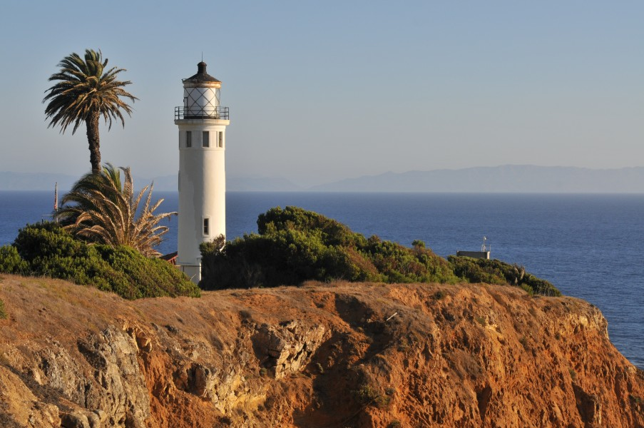 Parlos Verdes Light House Aug 2012