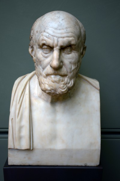 Portrait of Chrysippus
