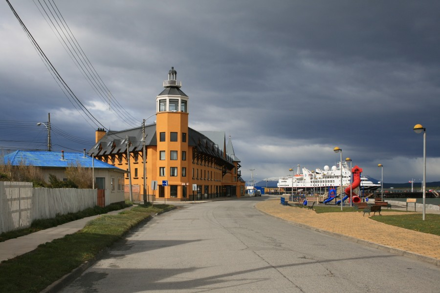 Puerto Natales, Chile1