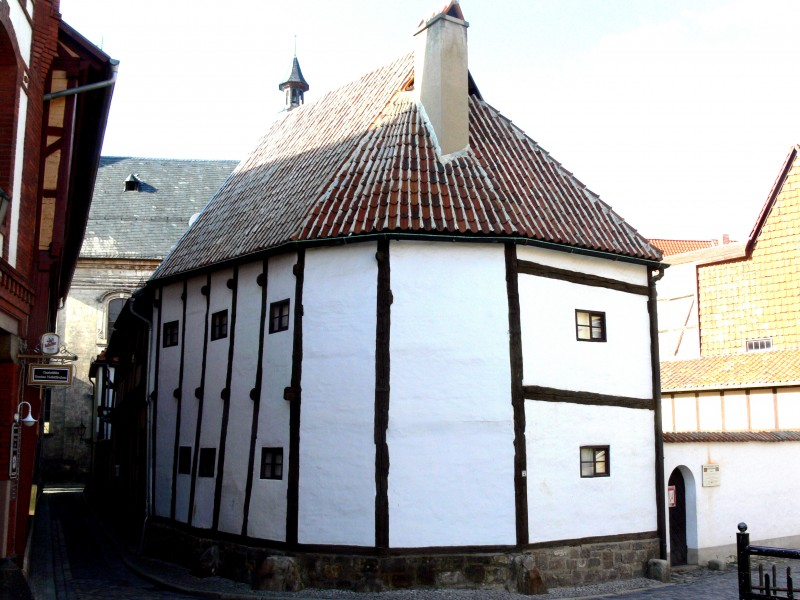 Quedlinburg Wordgasse 3