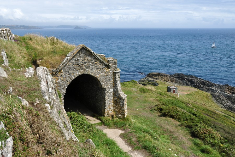 Queen Adelaide's Grotto, Penlee Point