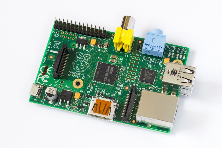 Raspberry Pi Model B Rev. 2