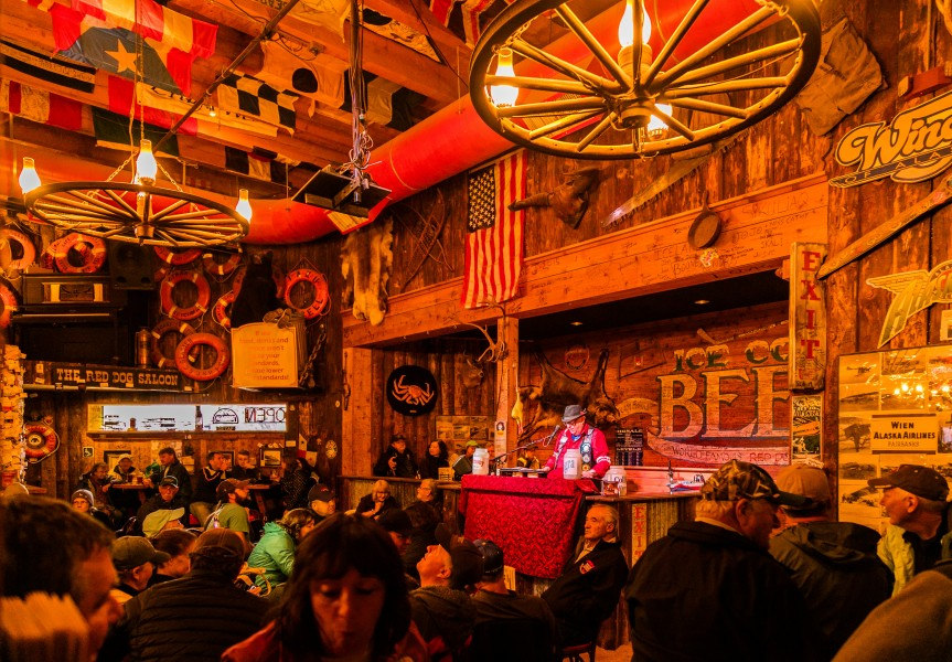 Red Dog Saloon, Juneau, Alaska, Estados Unidos, 2017-08-17, DD 22
