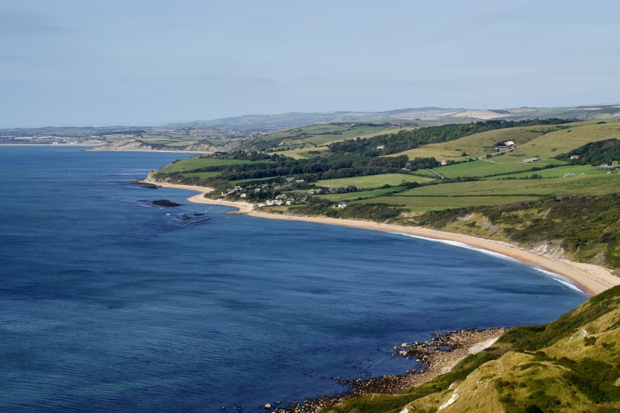 Ringstead from White Nothe-5