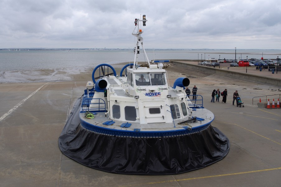 Ryde MMB 03 Hoverport