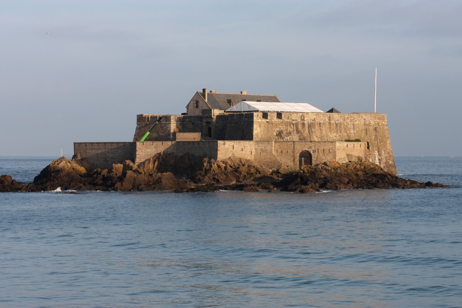 Saint-Malo - Fort National