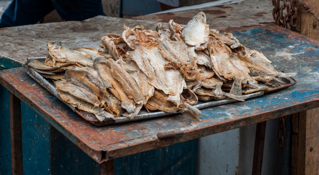 Salted Fish for sale