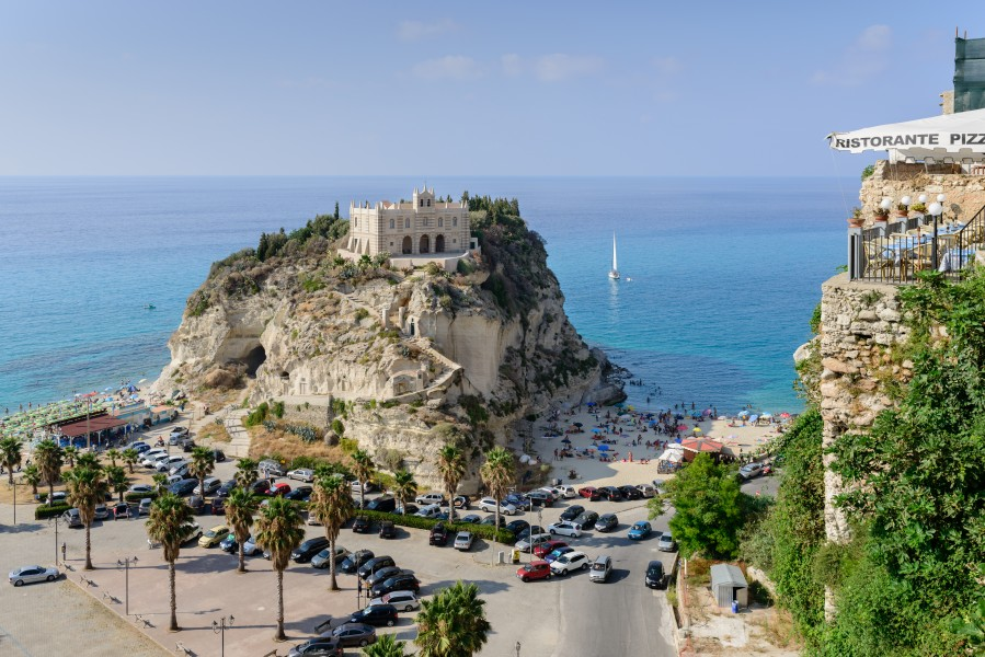 Santa Maria dell'Isola - Tropea - Calabria - Italy - July 25th 2013 - 01