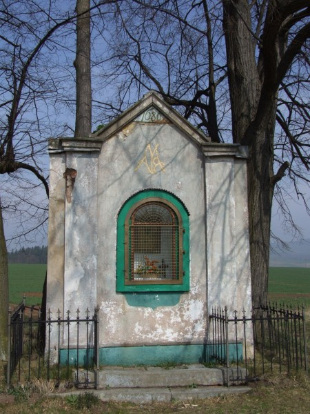 Shrine in Sudetes