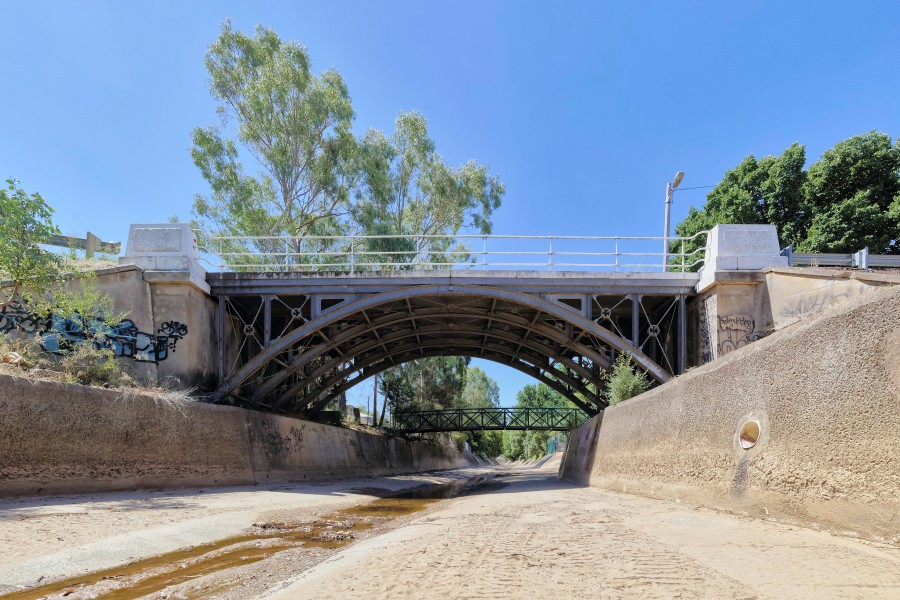 Smollet Street Bridge over Bungambrawatha Creek, Albury NSW