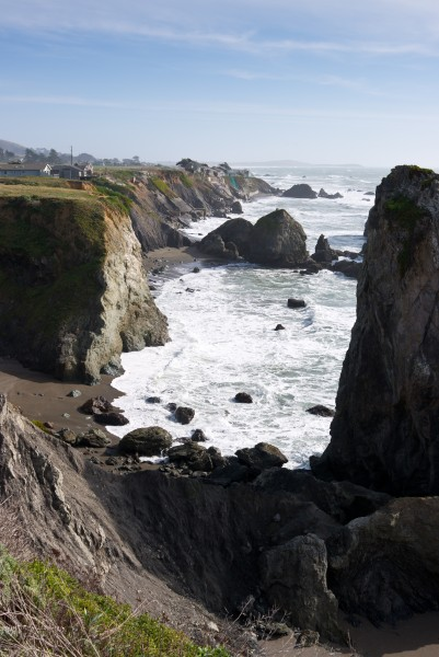 Sonoma Coast, near Gleason Beach