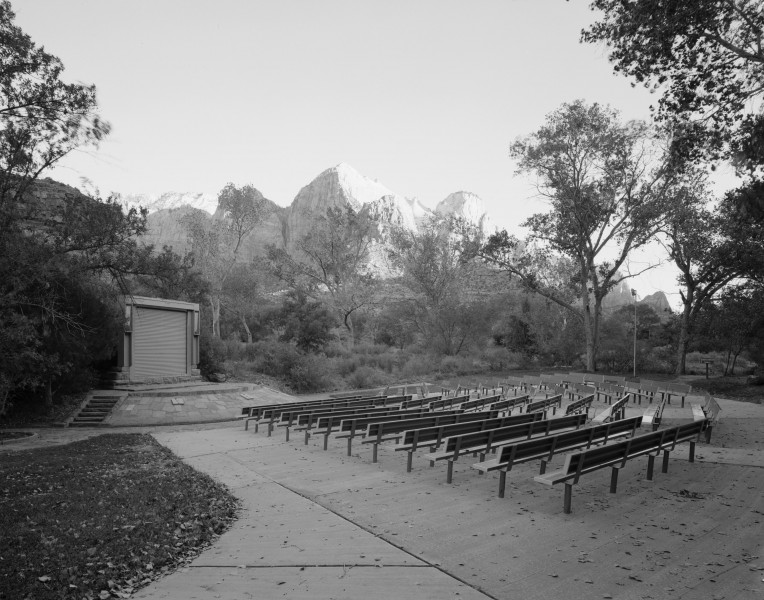South Campground Amphitheater