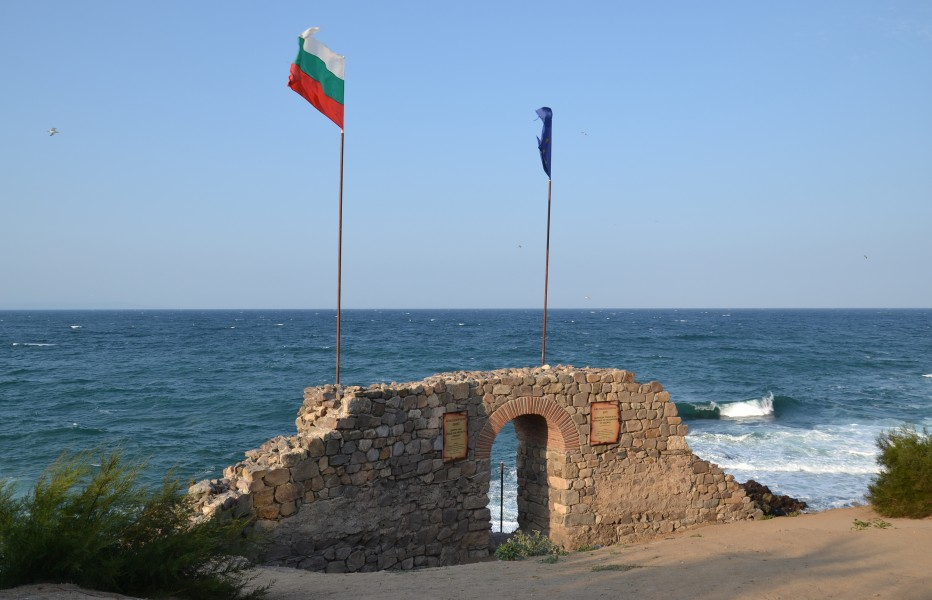 Sozopol - Northern tower of fortress