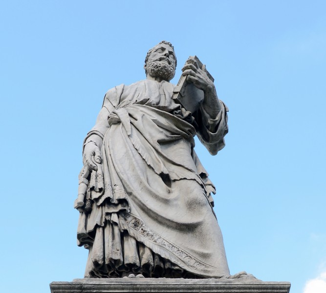 St. Peter on Ponte Sant'Angelo