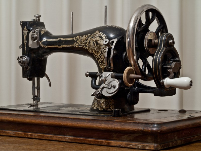 Succes vintage sewing machine