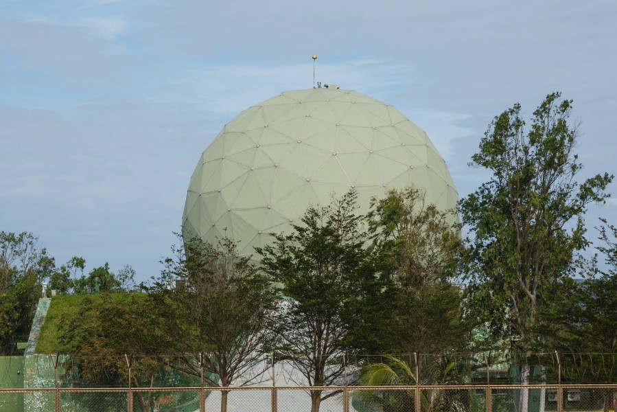 Taitung Taiwan Radar-Station-of-Taitung-Air-Base-01