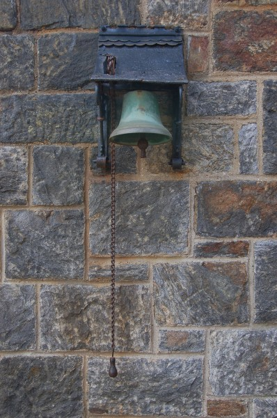 Tarnished Bell Stone Wall 2000px