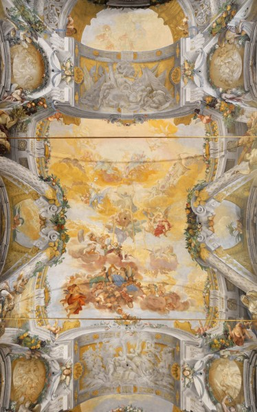 The Apotheosis of St. Dominic