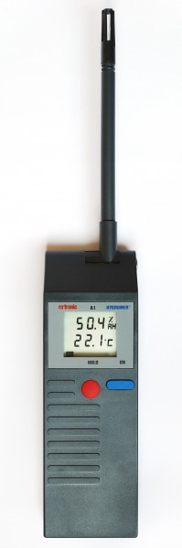 Thermohygrometer rotronic A1