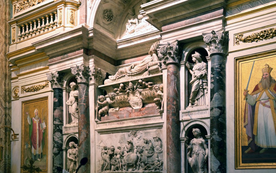 Tomb of Pope Adrian VI