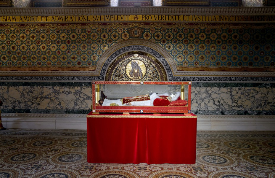 Tomb of Pope Pius IX