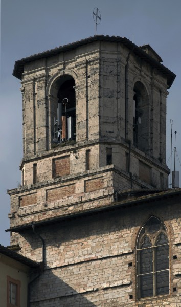 Tower Bell of the Duomo of Perugia