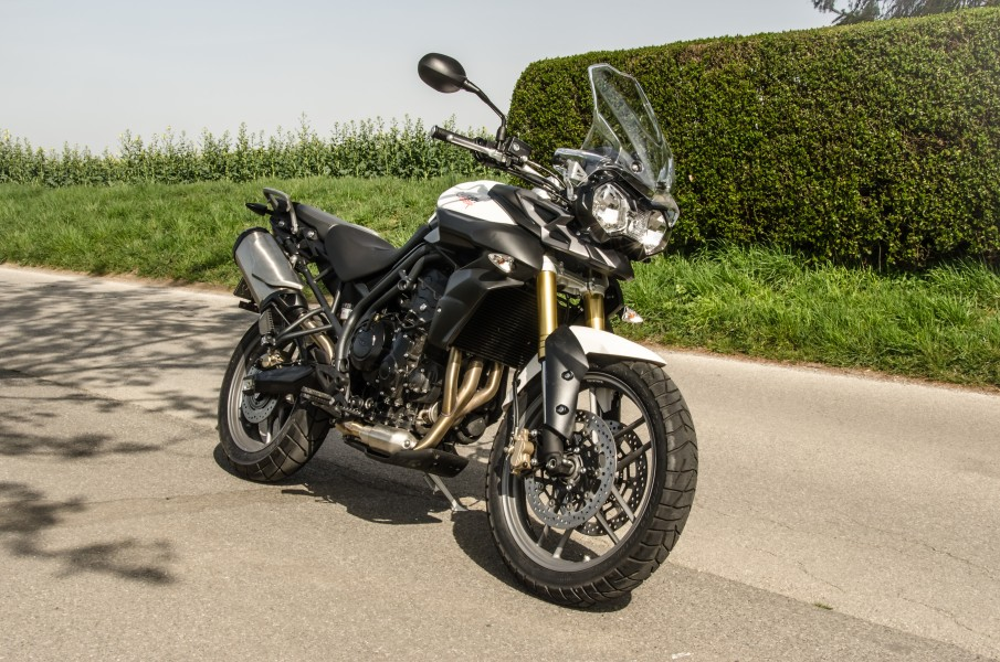 Triumph Tiger 800 MY 2012