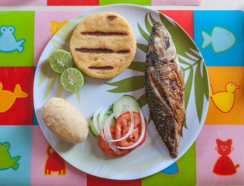 Typical Food in Margarita Island