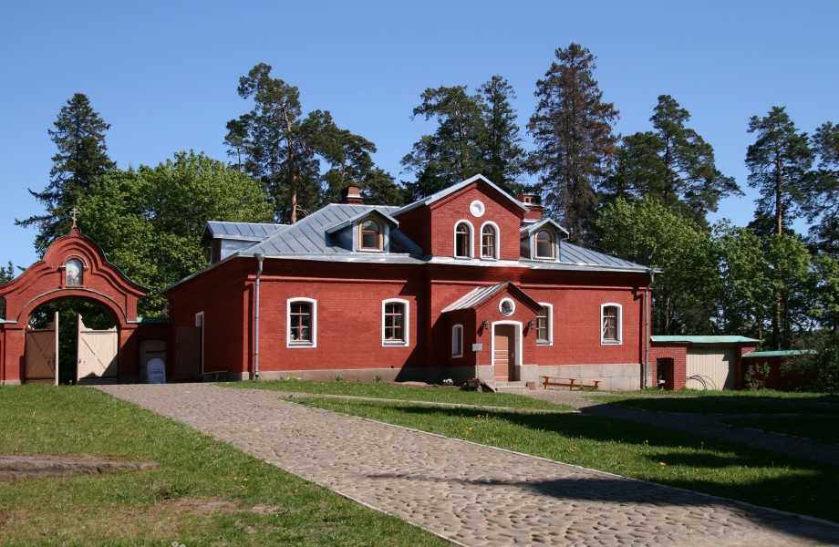 Valaam ResurectionSketeRefectory