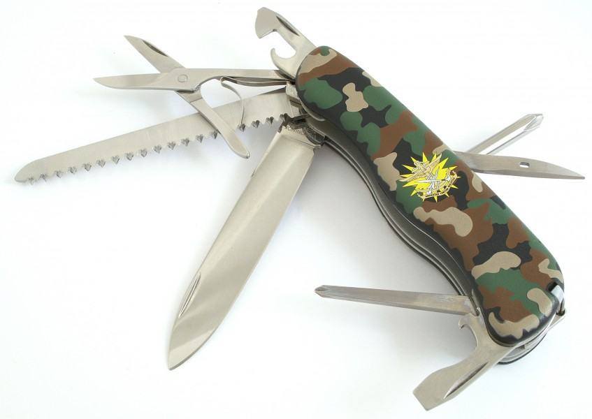 Victorinox Outrider Malaysian Army Knife