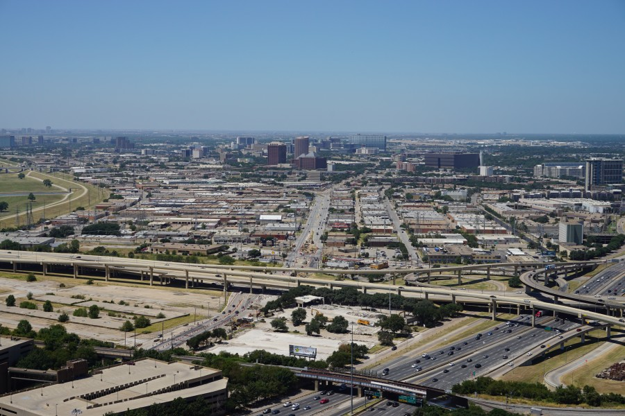 View from Reunion Tower August 2015 03