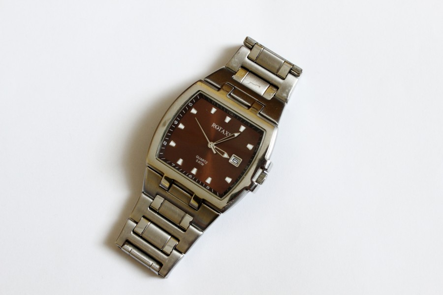 Watch made by the Czech brand Rotax