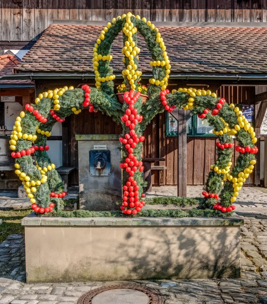 Weidnitz-easter fountain-PS