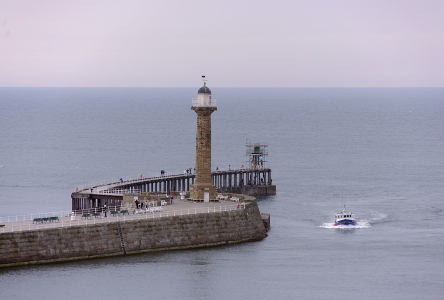 Whitby MMB 31 Harbour