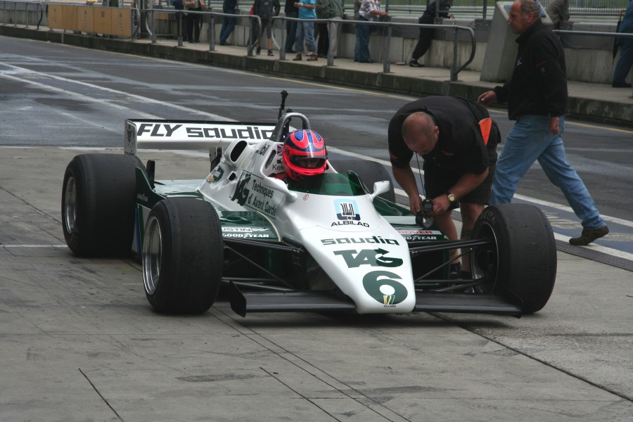 Williams FW08-3 (2007-06-15 Sp)