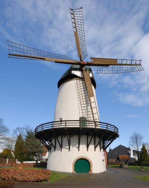 Windmühle Glandorf (2008)