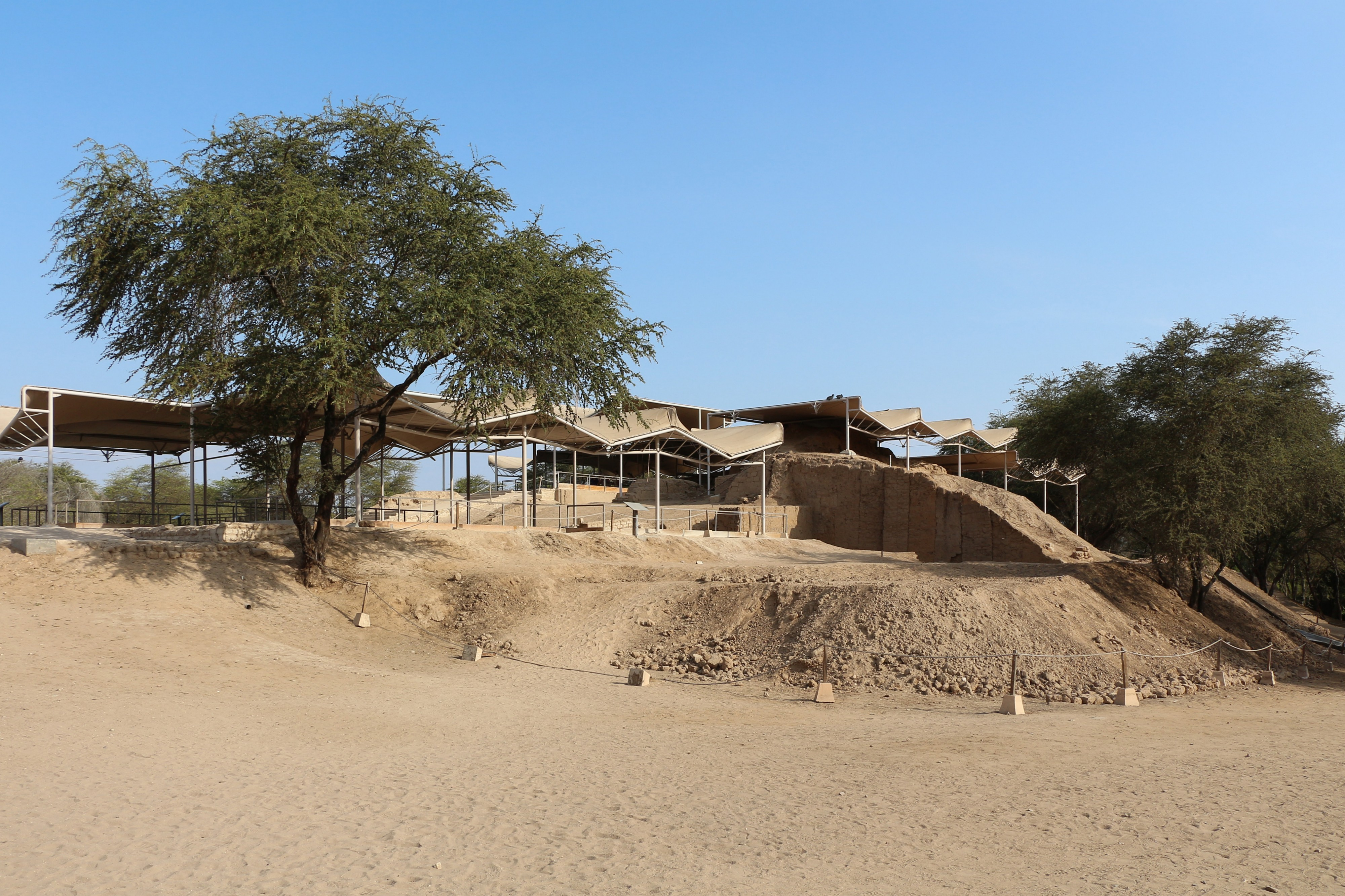 Site of Huaca Rajada