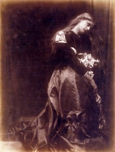 Gretchen, by Julia Margaret Cameron
