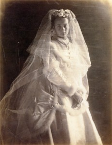 The Bride, by Julia Margaret Cameron