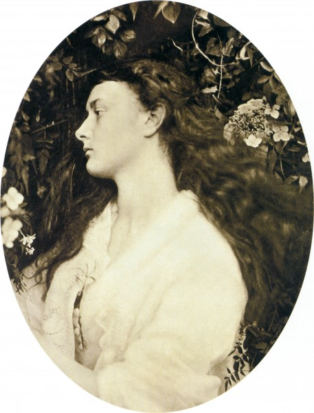Alethea, by Julia Margaret Cameron