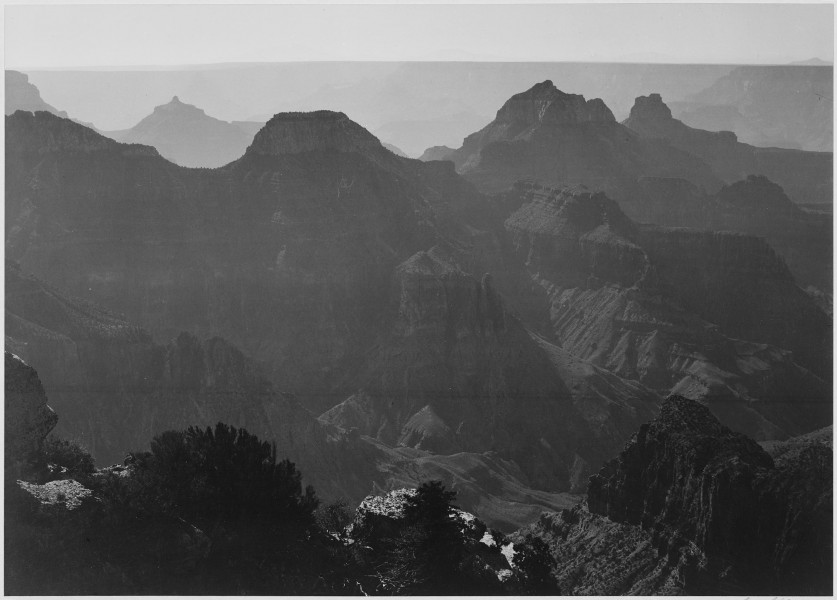 Ansel Adams - National Archives 79-AA-F02