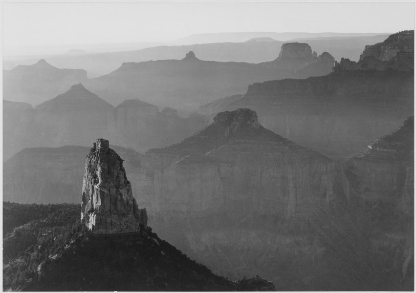 Ansel Adams - National Archives 79-AA-F03