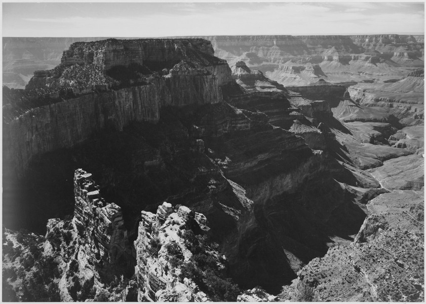 Ansel Adams - National Archives 79-AA-F04