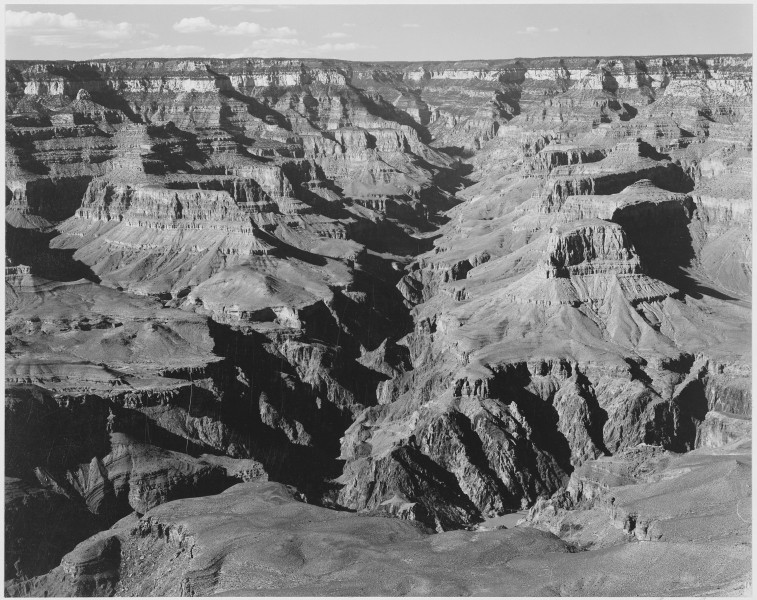 Ansel Adams - National Archives 79-AA-F09