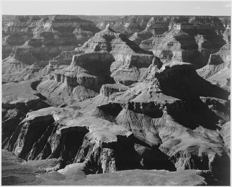 Ansel Adams - National Archives 79-AA-F11